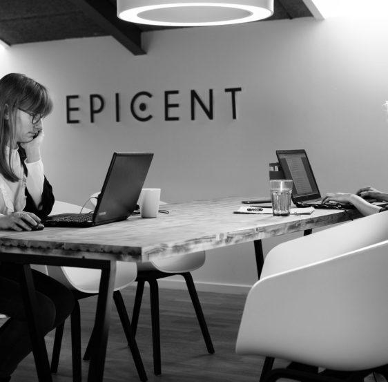 om epicents måde at arbejde med din PR